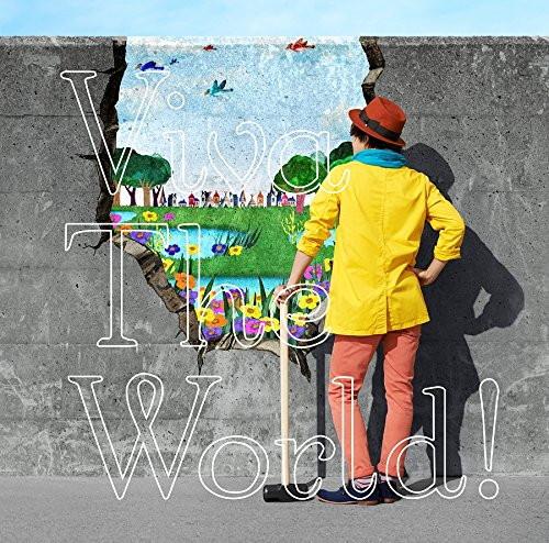 ナオト・インティライミ/Viva The World!(初回限定盤)(DVD付)