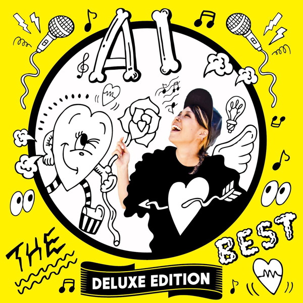 AI/THE BEST-DELUXE EDITION