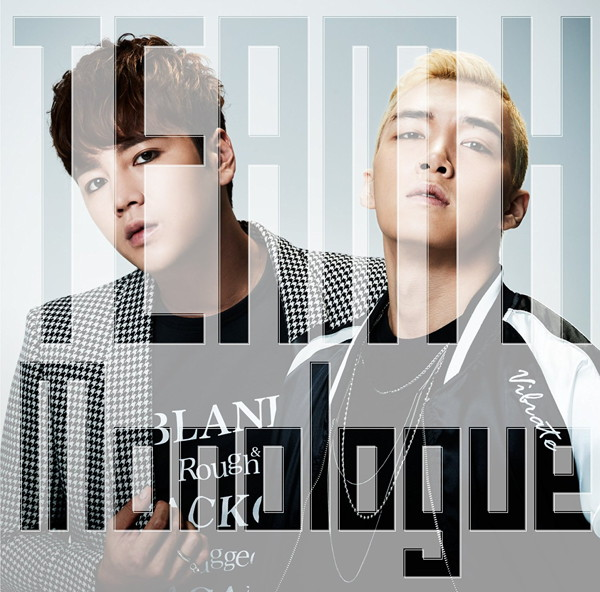 TEAM H/Monologue(通常盤)