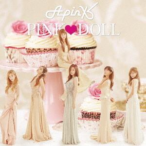 Apink/PINK DOLL(初回生産限定盤B)(DVD付)