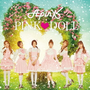 Apink/PINK DOLL(初回生産限定盤C ピクチャーレーベル仕様 ウンジ Version)