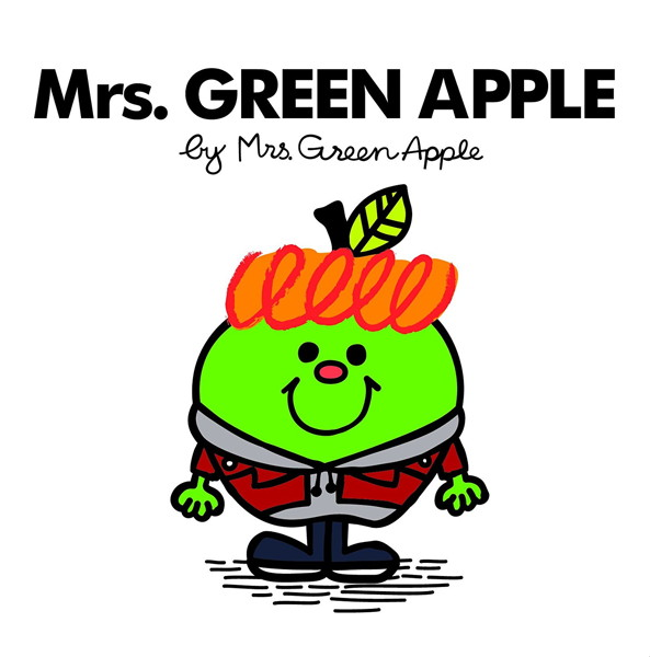 Mrs.GREEN APPLE/Mrs.GREEN APPLE(Picture Book Edition)