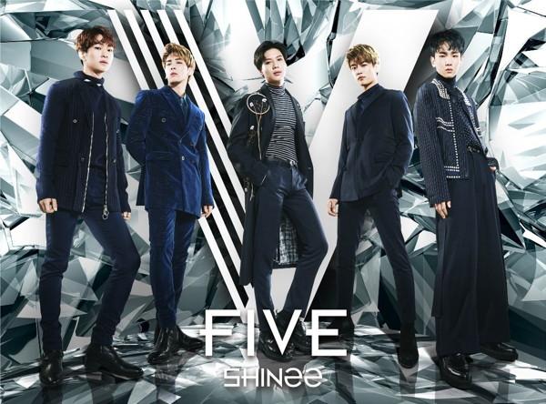SHINee/FIVE(初回限定盤A)(Blu-ray Disc付)