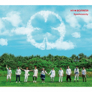 HY+BIGMAMA/Synchronicity(初回限定盤)(DVD付)