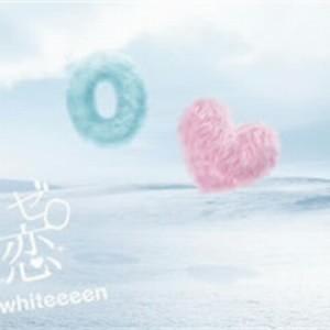 whiteeeen/ゼロ恋(初回限定盤)(DVD付)