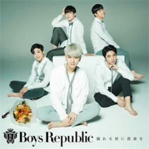 Boys Republic/流れる星に花束を(初回限定盤)(DVD付)