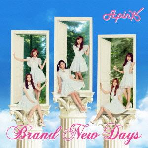 Apink/Brand New Days(初回限定盤B)(DVD付)