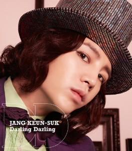チャン・グンソク/Darling Darling/渇いたKiss(初回限定盤D)