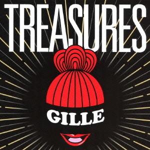 GILLE/TREASURES(初回限定盤)(DVD付)