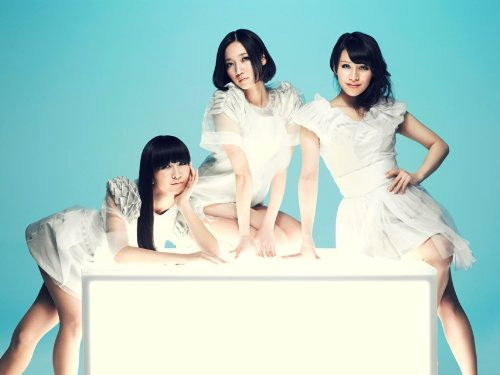 Perfume/Spending all my time