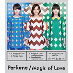 Perfume/Magic of Love�ʽ������סˡ�DVD�ա�