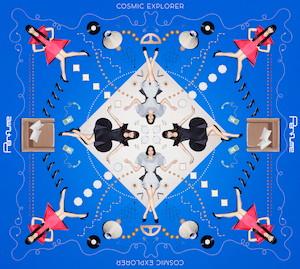 Perfume/COSMIC EXPLORER(初回限定盤A)(Blu-ray Disc付)