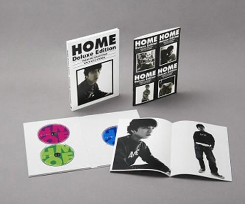 山崎まさよし/HOME デラックスエディション(DVD付)