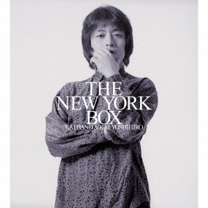 甲斐バンド/甲斐よしひろ/KAI BAND&YOSHIHIRO KAI NEW YORK BOX(DVD付)