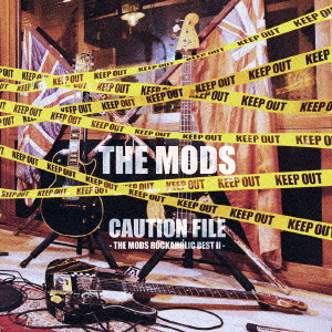 MODS/CAUTION FILE-THE MODS ROCKAHOLIC BEST2-(DVD付)