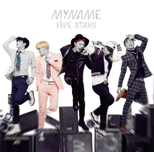 MYNAME/FIVE STARS