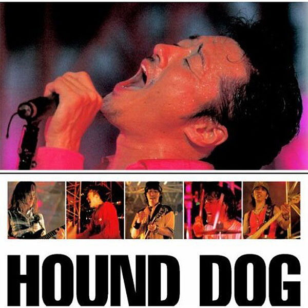 HOUND DOG/プレミアム・ベスト ハウンド・ドッグ