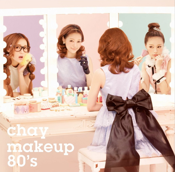 chay/makeup 80's