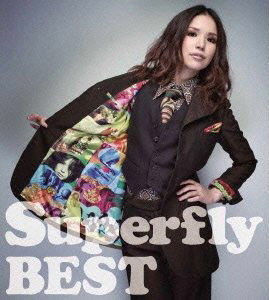 Superfly/Superfly BEST(通常盤)