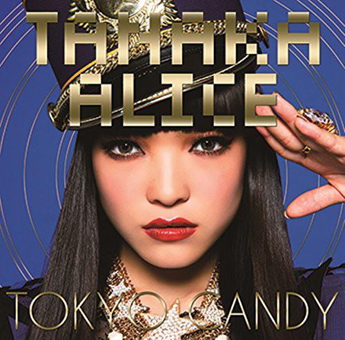 TANAKA ALICE/TOKYO CANDY(通常盤)