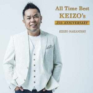 中西圭三/All Time Best〜KEIZO's 25th Anniversary(通常盤)