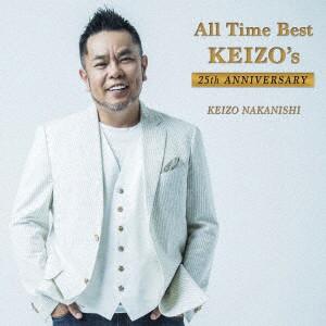 中西圭三/All Time Best〜KEIZO's 25th Anniversary(通常盤)
