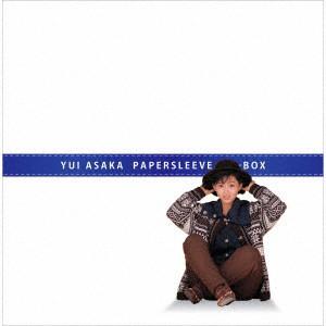 浅香唯/紙ジャケットCD-BOX(DVD付)