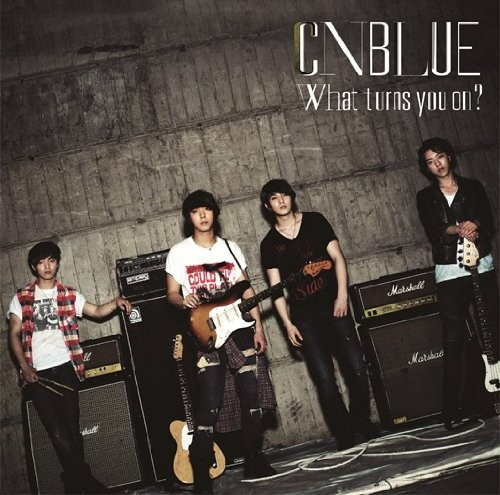 CNBLUE/What turns you on?(初回限定盤B)(DVD付)
