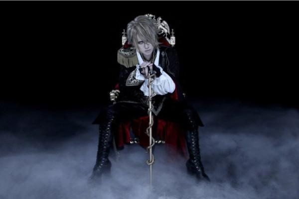KAMIJO/Symphony of The Vampire(初回限定盤B)(DVD付)
