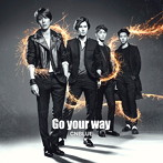 CNBLUE/Go your way(初回限定盤A)(DVD付)