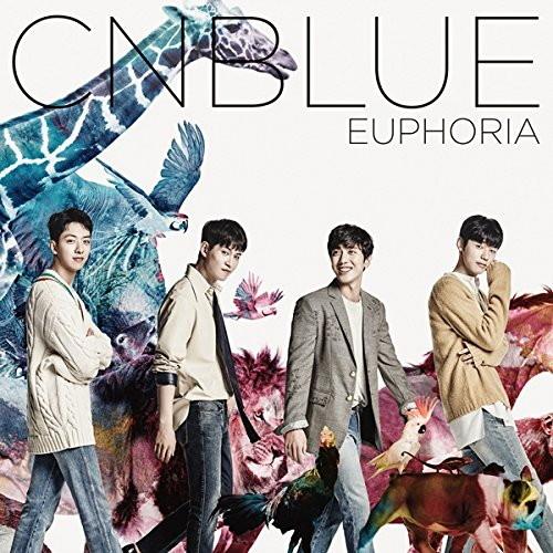 CNBLUE/EUPHORIA(初回限定盤A)(DVD付)