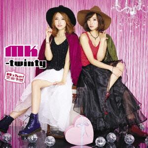 MK-twinty/めっちゃ恋の予感(DVD付)
