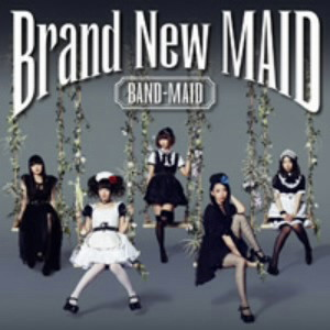 BAND-MAID/Brand New Maid(TypeA)(DVD付)