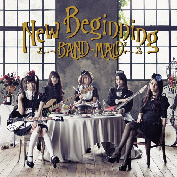 BAND-MAID/New Beginning(DVD付)