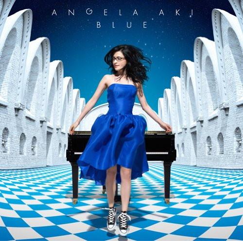 アンジェラ・アキ/BLUE(初回生産限定盤)(DVD付)