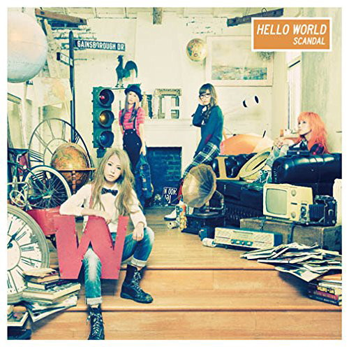 SCANDAL/HELLO WORLD