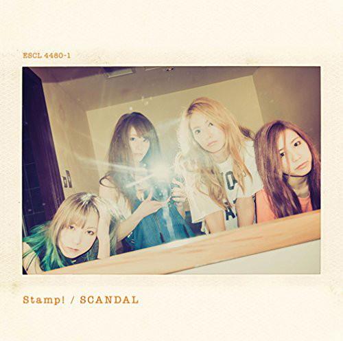SCANDAL/Stamp!(初回生産限定盤B)(DVD付)