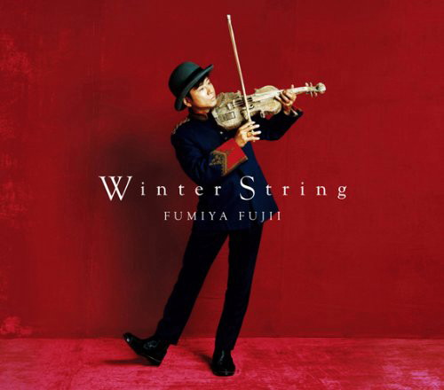 藤井フミヤ/Winter String(初回生産限定盤)(DVD付)