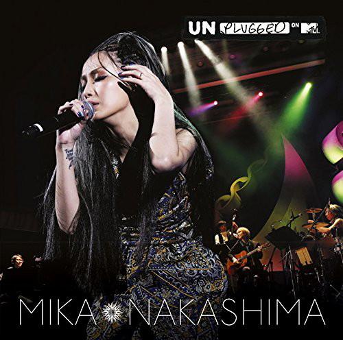 中島美嘉/MTV Unplugged(初回生産限定盤)(Blu-ray Disc付)