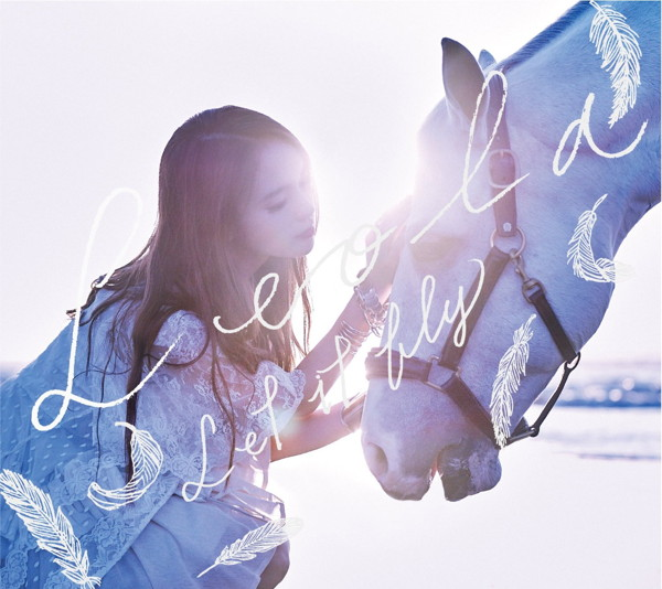 Leola/Let it fly(初回生産限定盤)(DVD付)