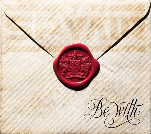 SPYAIR/Be with(初回生産限定盤)(DVD付)