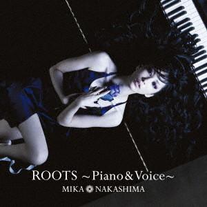 中島美嘉/ROOTS〜Piano & Voice〜(初回生産限定盤)(DVD付)