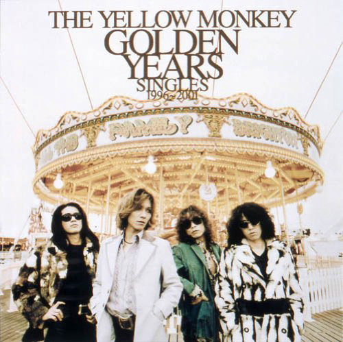 YELLOW MONKEY/GOLDEN YEARS Singles 1996-2001