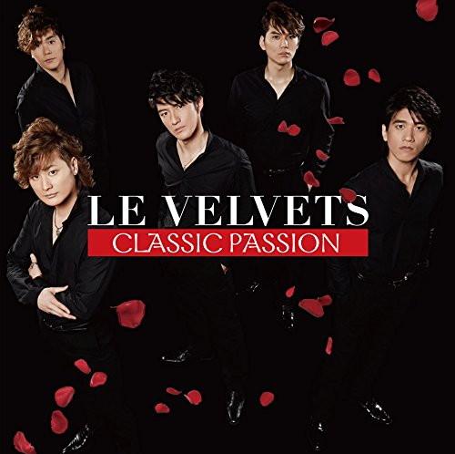 LE VELVETS/CLASSIC PASSION(初回生産限定盤)(DVD付)