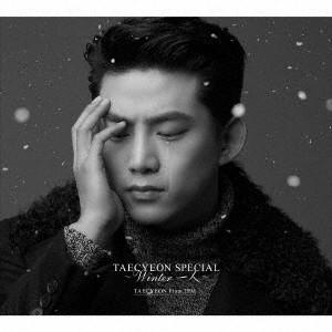 TAECYEON(From 2PM)/TAECYEON SPECIAL 〜Winter 一人〜(初回生産限定盤A)(DVD付)
