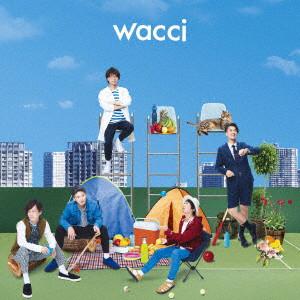 wacci/感情百景(初回生産限定盤A)(DVD付)
