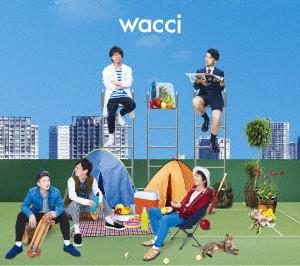 wacci/感情百景(初回生産限定盤B)(DVD付)