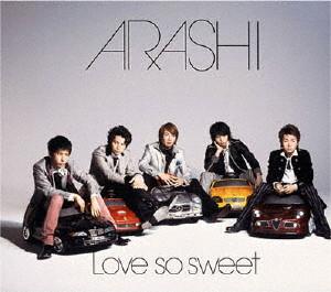 ARASHI/Love so sweet