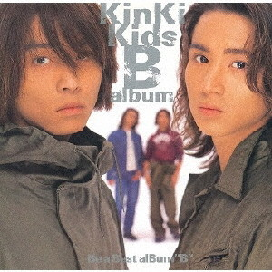 KinKi Kids/B album