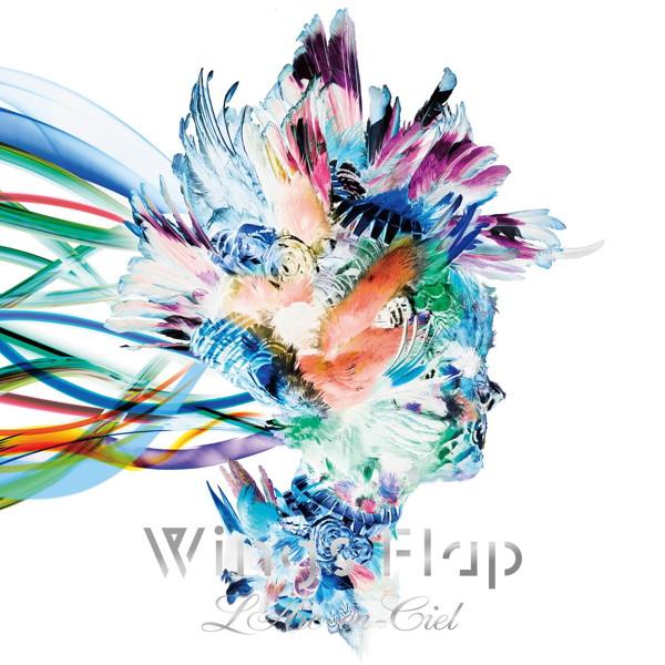 ラルク・アン・シエル/Wings Flap(初回生産限定盤)(Blu-ray Disc付)
